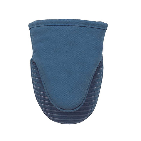 All-Clad Silicone Treated Grabber Mitt - Cornflower