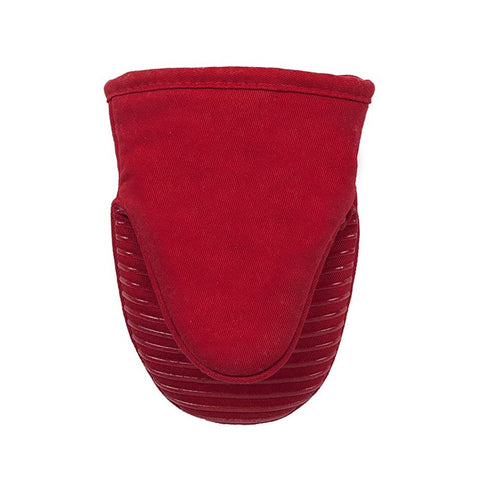 All-Clad Silicone Treated Grabber Mitt - Chili
