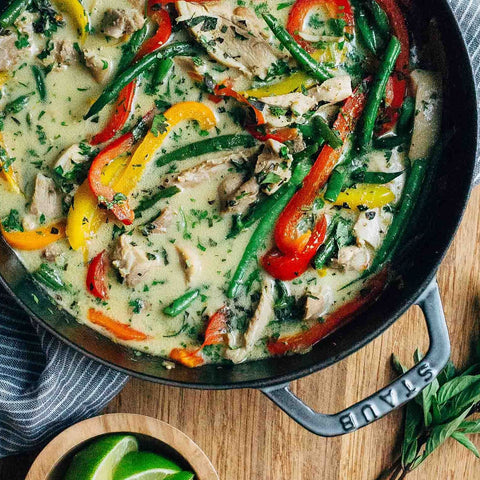 Thai Green Curry (Hands-On)