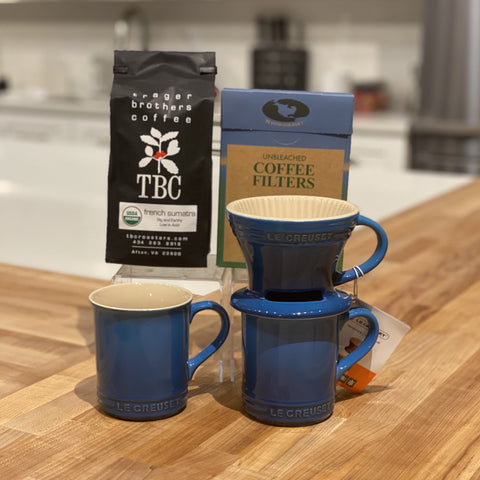 Pour Over Coffee Gift Set - Marseille