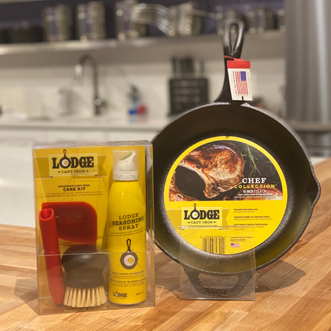 Cast Iron Gift Set