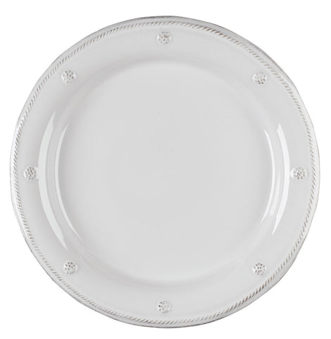 Juliska Berry & Thread Dinner Plate - White
