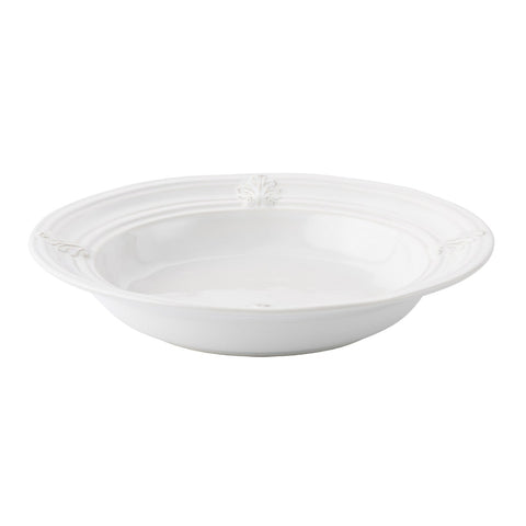 Juliska Acanthus Pasta/Soup Bowl - White
