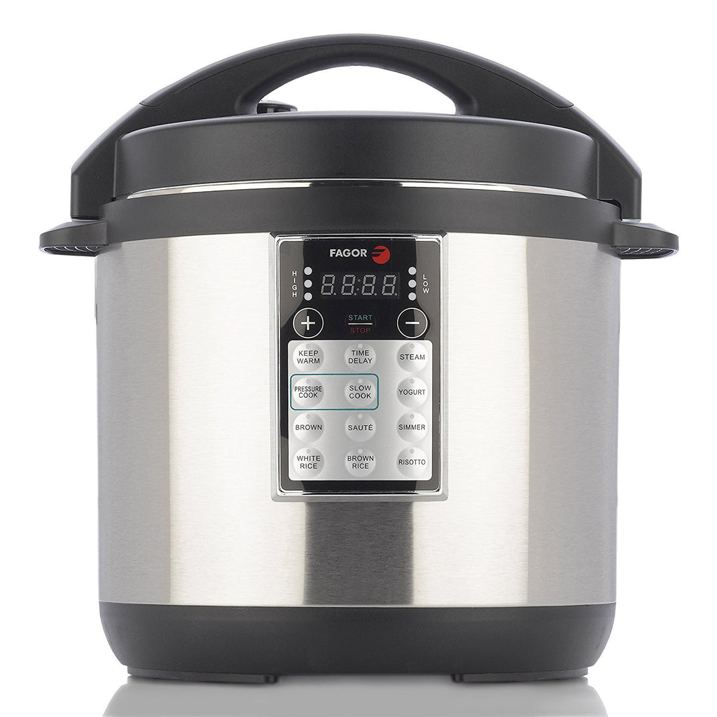 Fagor LUX 8 qt Electric Multi-Cooker