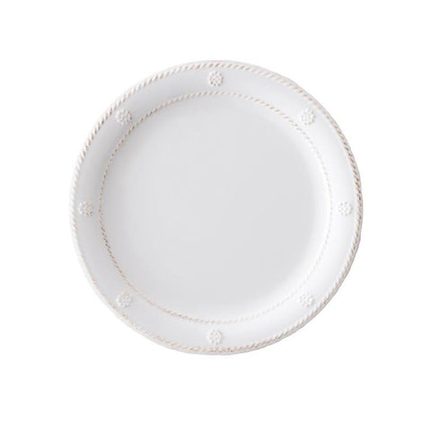 Juliska Berry & Thread Melamine Salad Plate - White
