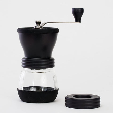 Hario Ceramic Coffee Mill - Skerton Plus