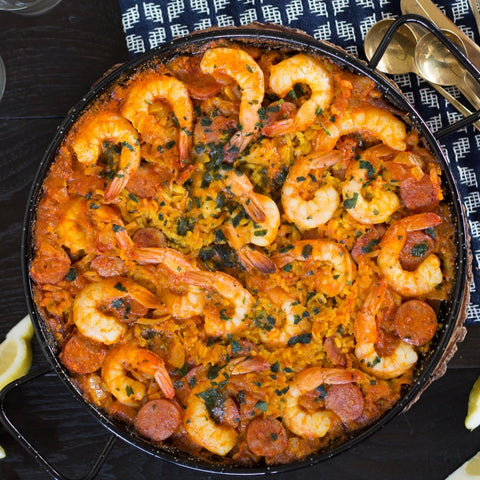 Paella (Prerecorded)