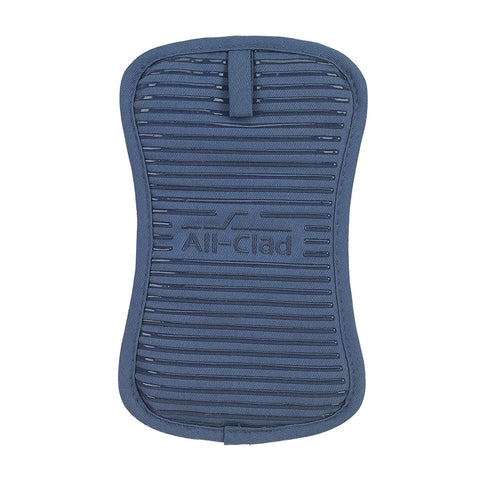 All-Clad Silicone Treated Pot Holder - Cornflower