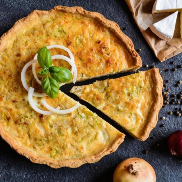 Quiches (Hands-On)