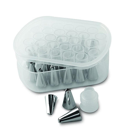 Nordic Ware 27 Piece Decorating Tip Kit