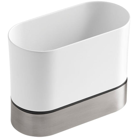 Kohler Brush Caddy-White