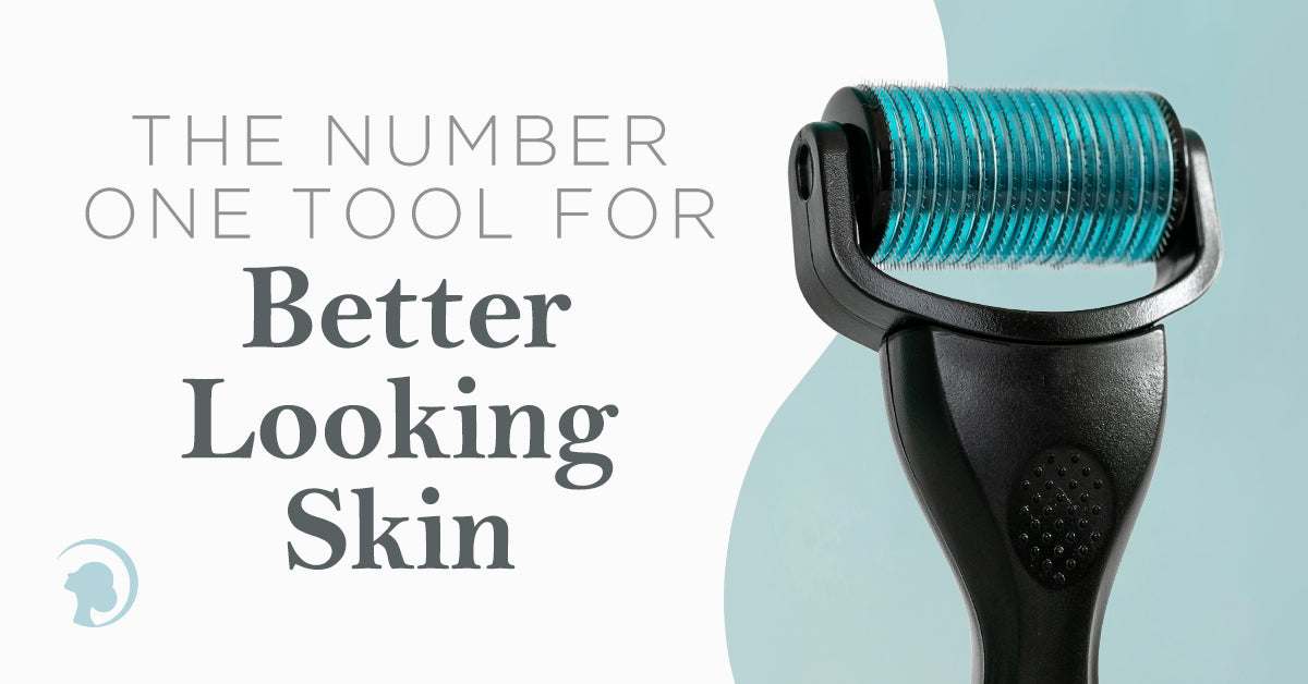 The Number One Tool For Better Looking Skin