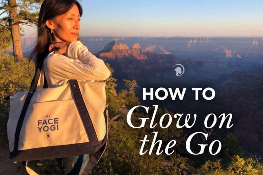 How To Glow On The Go!