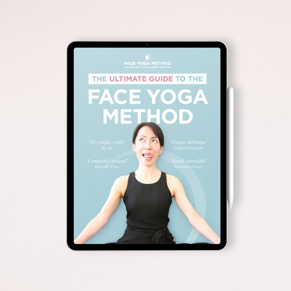 eBook: The Ultimate Guide to the Face Yoga Method