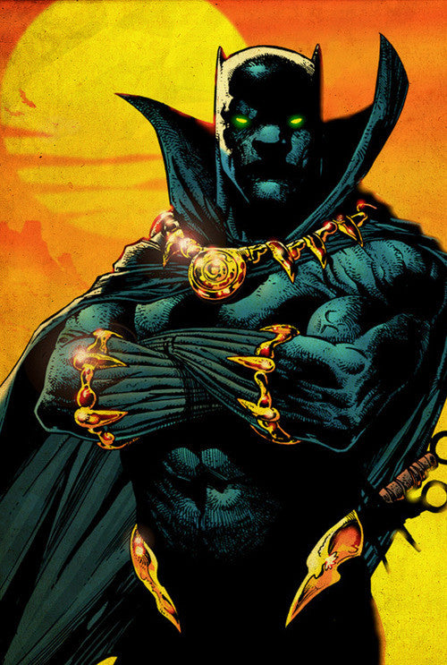 Character Spotlight: Black Panther