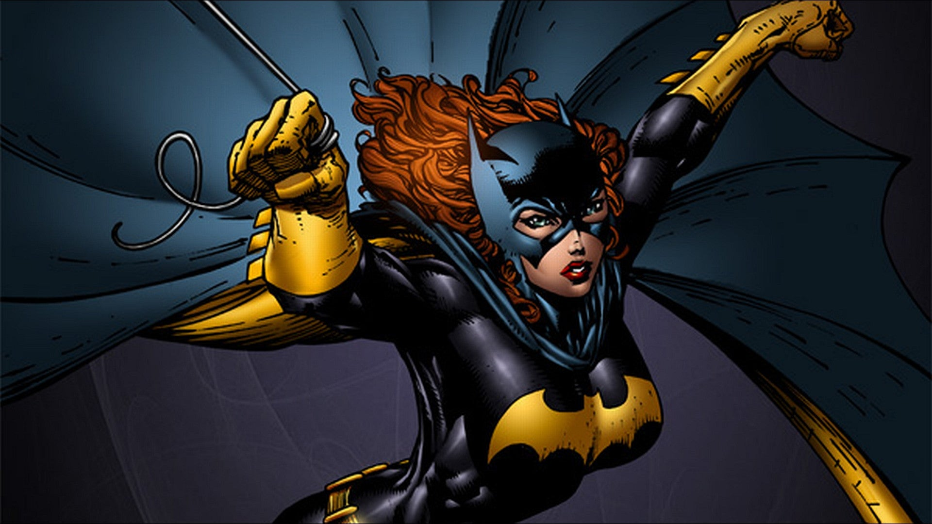 Batgirl and Female Superheroes in Comics