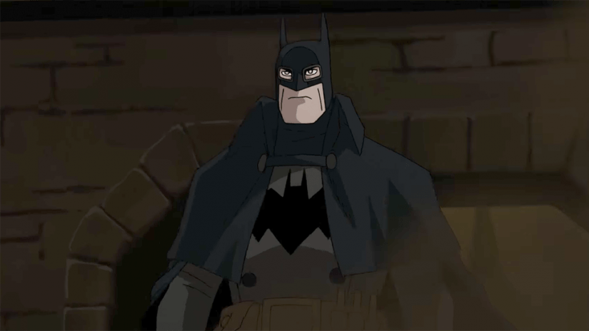Putting Out Gotham by Gaslight (Spoilers)