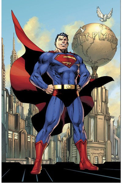 Superman's 1000th