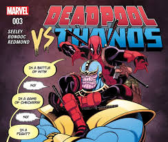 When Deadpool Met Thanos