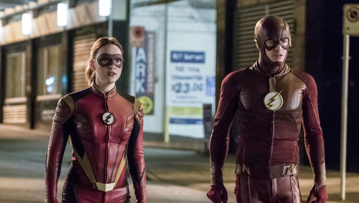 Episode Spotlight: Flash s03xe14 Attack on Central City