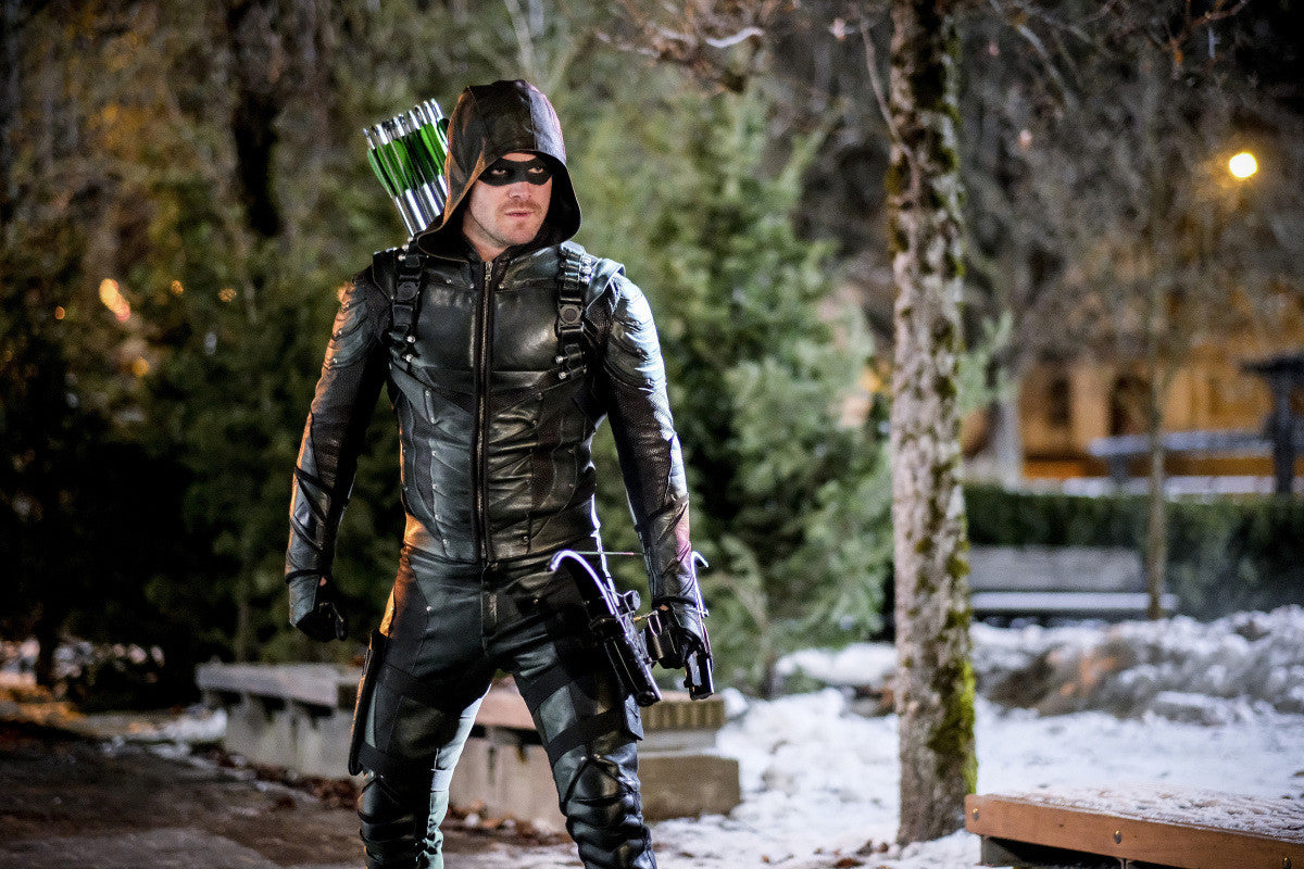 Episode Spotlight: Arrow s05xe14 The Sin-Eater
