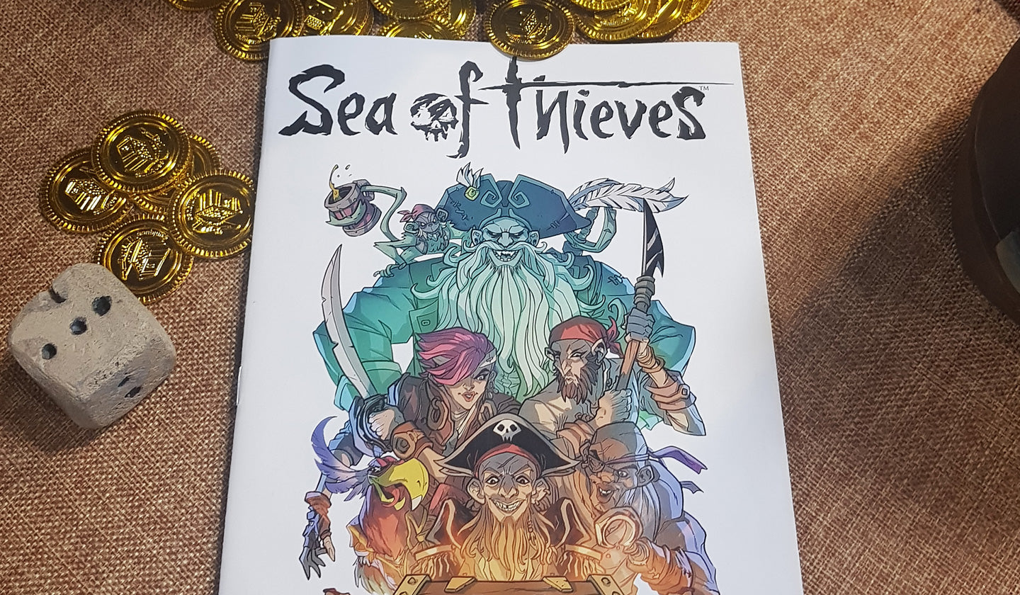 Titan Comics: Sea of Thieves
