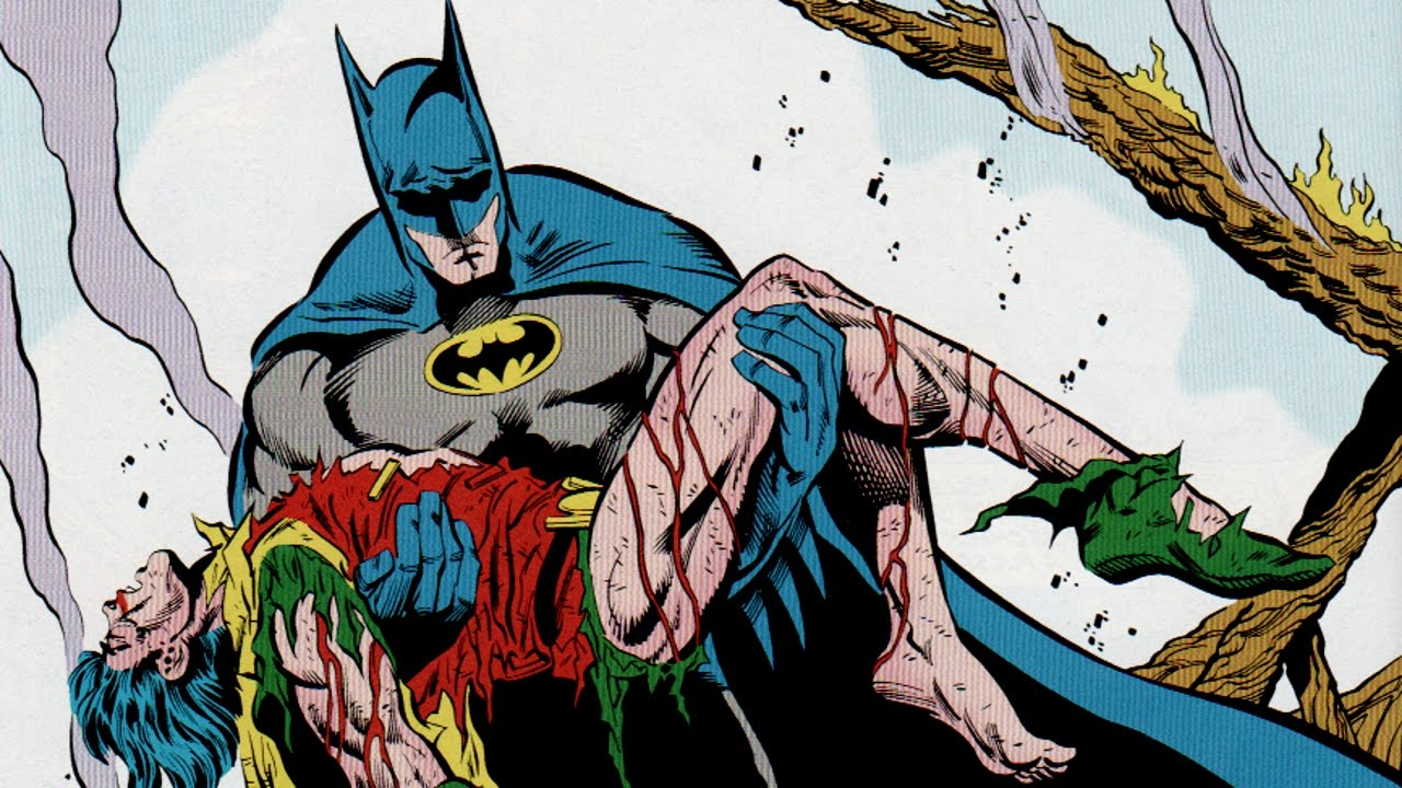 The Tale of Jason Todd