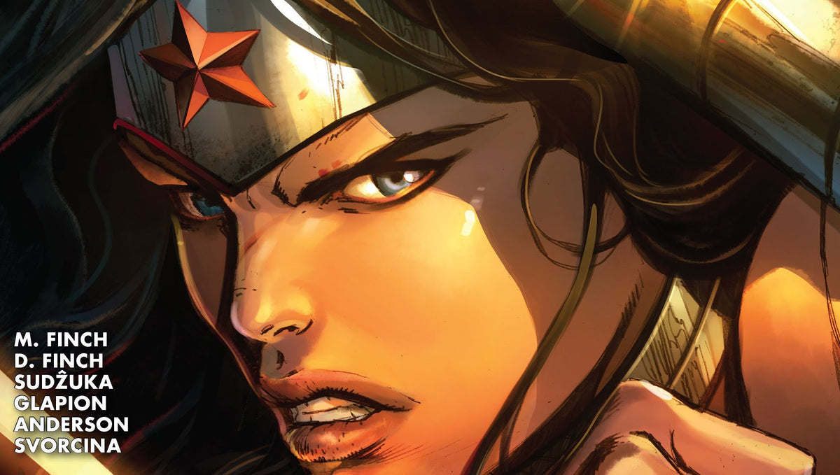 WONDER WOMAN ANNUAL #1 - Why You Should Read It