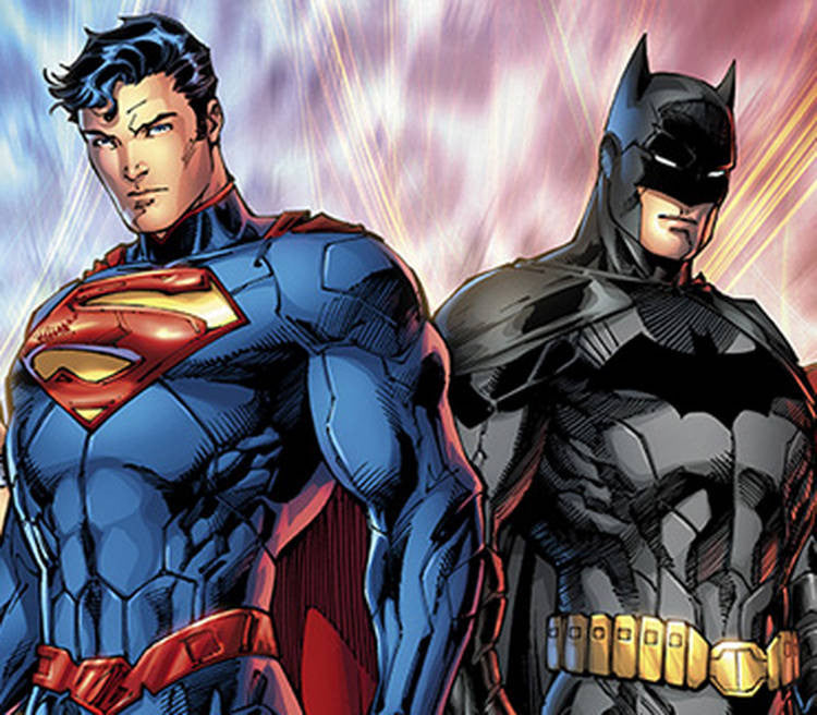 Superman and Batman - Setting the Standard for Superhero Team Ups