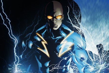 Character Spotlight: Black Lightning