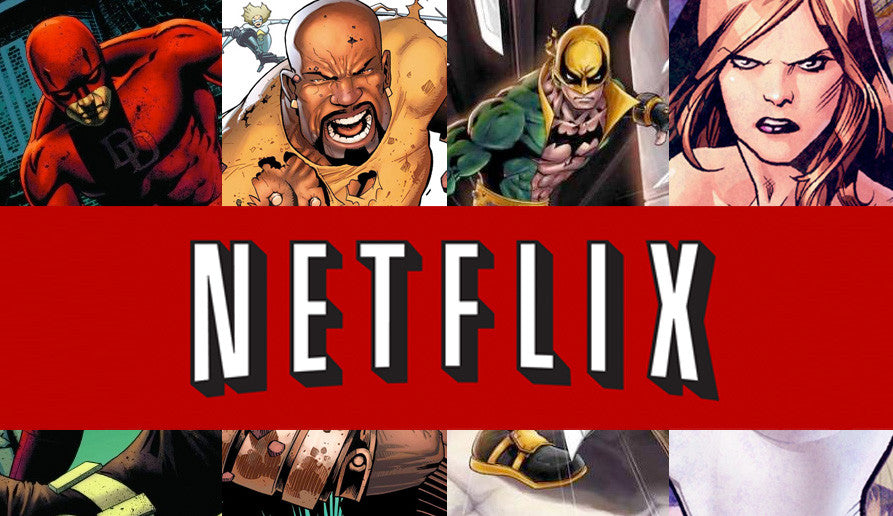 Marvel Netflix: Beyond the Capes