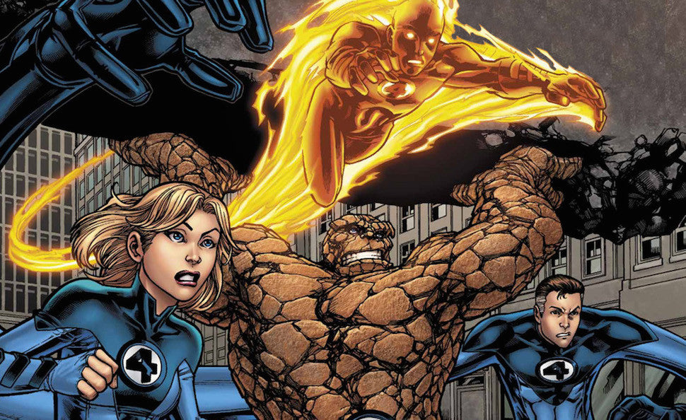 Character Spotlight: Fantastic Four Part 1/4