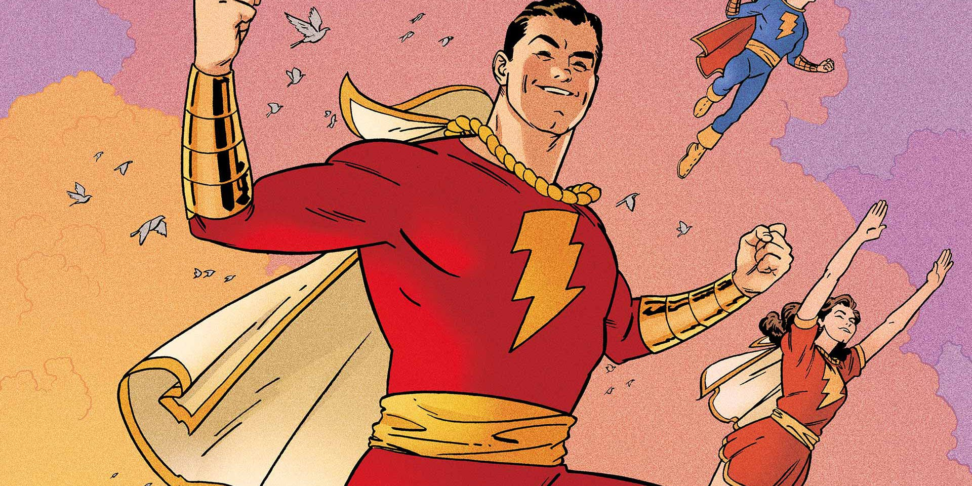The Complicated Story of DC Superhero Shazam