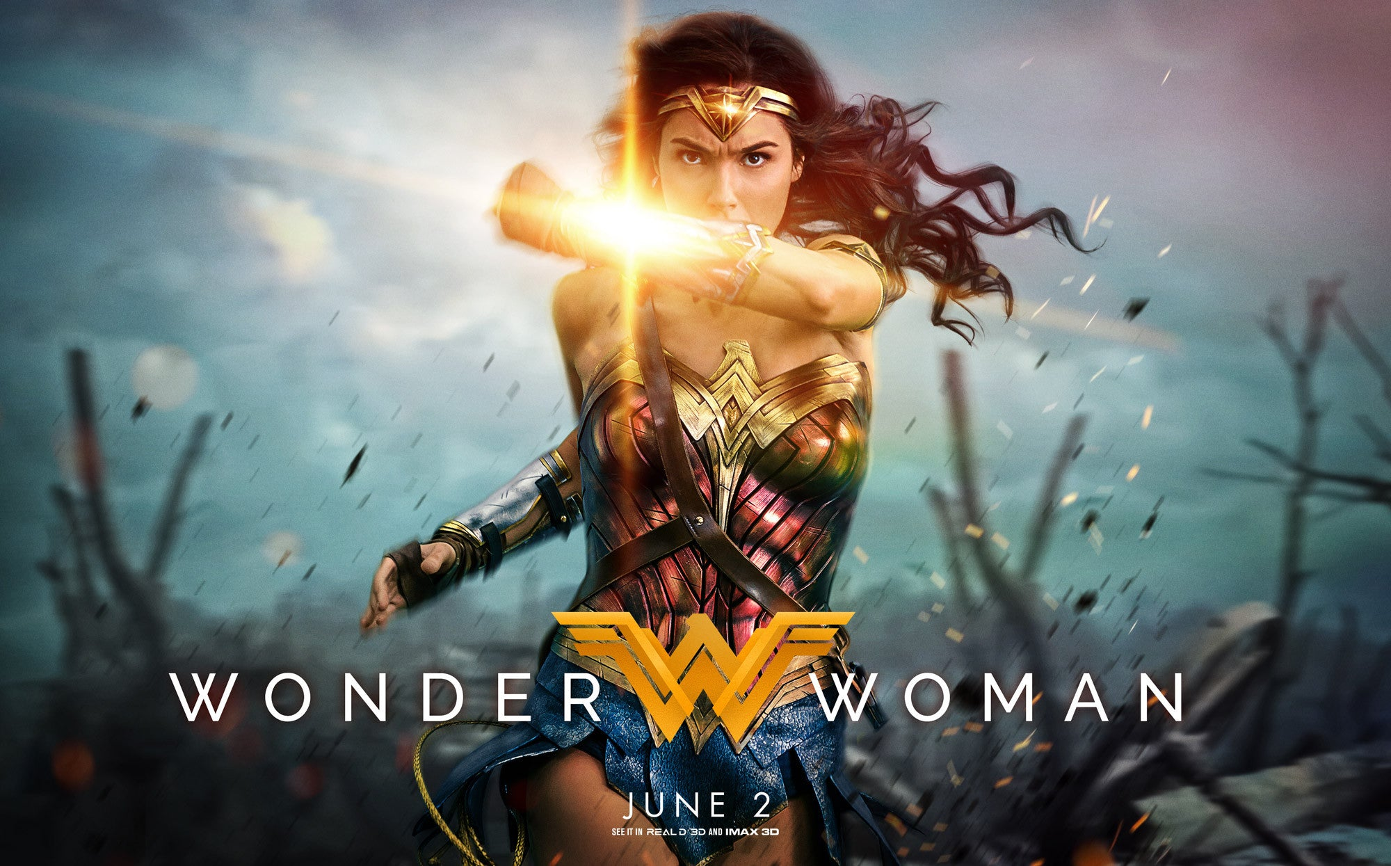 The Time to get Wonderful is Now: A Wonder Woman Movie Review