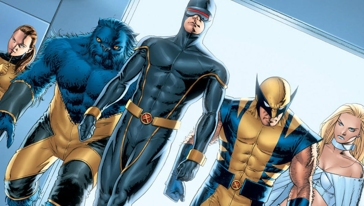 The Origins of the Mighty X-Men
