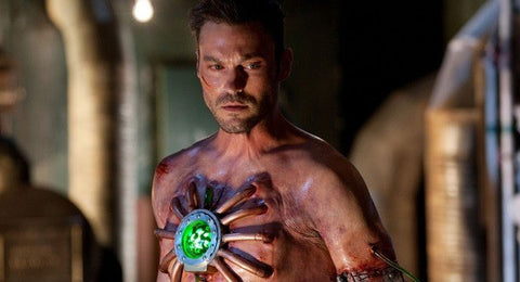 Metallo from Supergirl