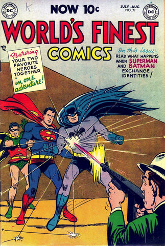 World's Finest #71