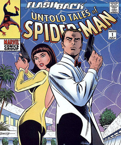 Spider-Man's Parents were Spies