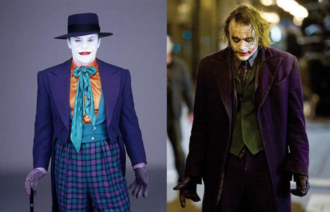 Jack Nicholson Heath Ledger