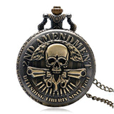2nd Amendment Pocket Watch - Value Grabs