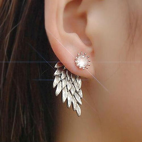 Angel's Wing Earrings - Value Grabs