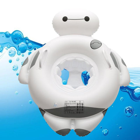 Baymax Baby Pool Inflatable Pool Float - Value Grabs