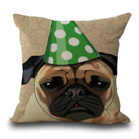 Cute Dog Pillow Case - Value Grabs