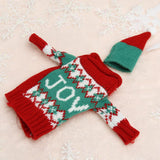 Holiday Sweater Wine Bottle Cover - Value Grabs
