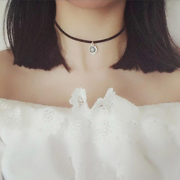 Latest Bohemia Moon Heart Star Choker - Value Grabs