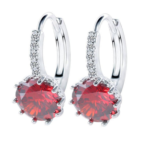 Luxury Stud Earrings (Many Colors) - Value Grabs