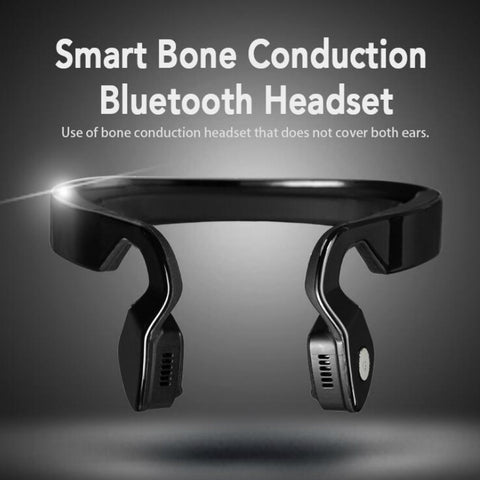 Bone Conduction Bluetooth Headset *2018 HOT SELLER* - Value Grabs