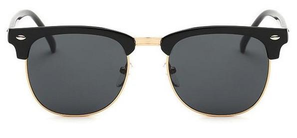 Limited Edition Vintage Designer Clubmaster Sunglasses F&S - Value Grabs