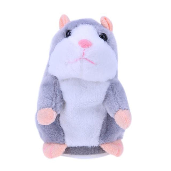 Talking Hamster Toy - Value Grabs
