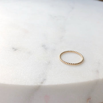 Spiral Ring - Token Jewelry